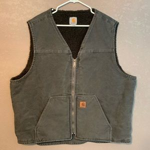 Carhartt Zip-up Vest